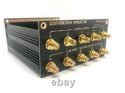 10 MHZ Distribution Amplifier-FedEx Fast Ship SV1AFN