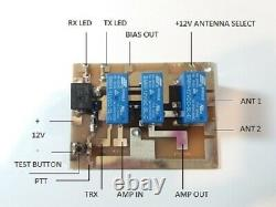 1200W HF/6m LINEAR AMPLIFIER KIT (3 BOARDS) FOR BLF188XR MRF1K50H MRFX1K80H