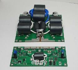 1200w LDMOS Linear Amplifier 50v 1.8-60Mhz Dual/Single LDMOS