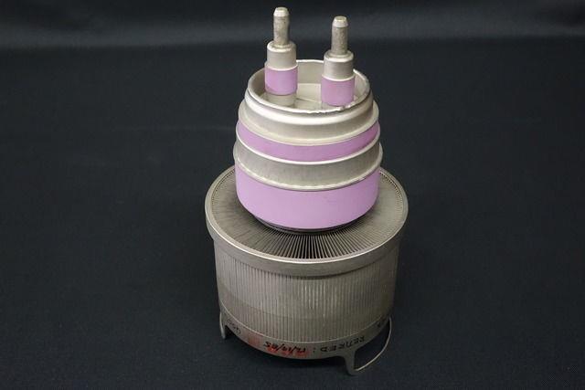 12kw Rca 6166a Ceramic Rf Beam Power Tube Ham Amateur Radio Amplifier Vhf Hf