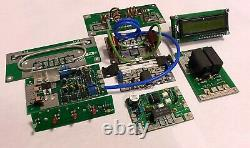 144-148 MHz 2 meters 500W linear amplifier KIT with transistors
