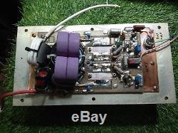 1500W ++ on heat sink and copper LDMOS module