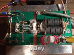 1500 Watt PEP LDMOS RF Power Amplifier 1.8-54 MHz HF