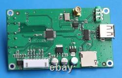 150W 76M-108MHz FM Stereo Transmitter RF Power Amplifier Radio Station Ham