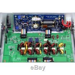 150W HF Linear Power Amplifier For YASEU FT-817 ICOM IC-703 Elecraft KX3 QRP SZ