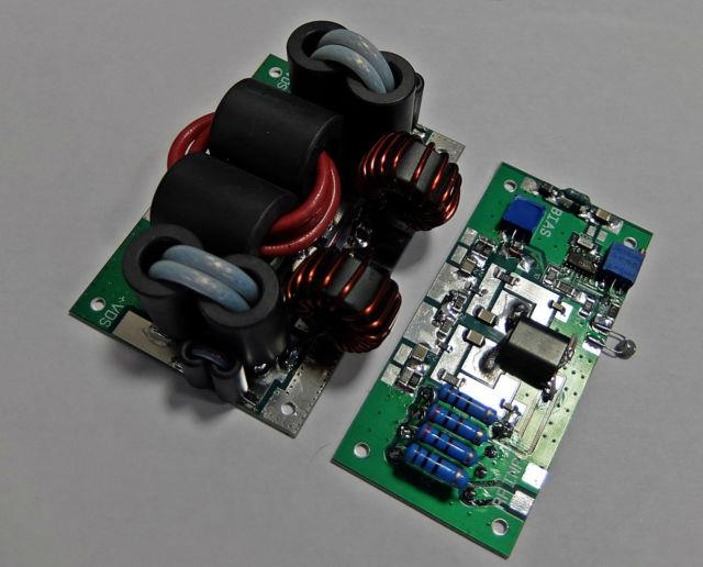 1.2 Kw Ldmos Power Amplifier 1.8-54mhz Hf For Blf578