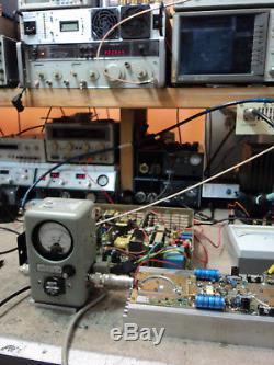 220-225 MHZ POWER AMPLIFIER PALLET 250 WATTS CLASS AB SSB-FM Heatsink+connectors