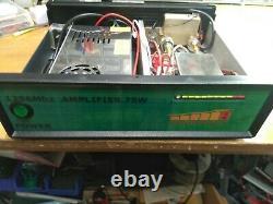 23cms 1296Mhz amplifier 50watts+
