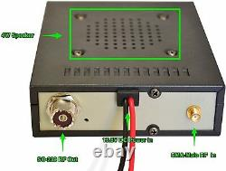 2 meter VHF linear Amplifier BTECH AMP V-25 RF 136 to 174 MHz 20W to 40W 12VDC