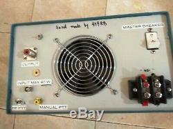 2kw LINEAR amplifier FOR 11 / 10 M