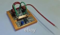 2m VHF power amplifier LDMOS BLF188XR 144 MHz 1000W copper plate and bracket