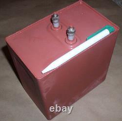 2pcs. 60uF 6kV (4kV) High Voltage Pulse Power Capacitors. New