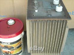30 KVA single phase 230V primary 4200VCT secondary 6 + amps plate transformer
