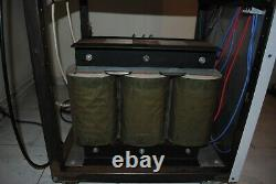 30 KW. Linear Amplifier Medium and Short Waves
