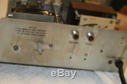 351BDX Palomar Tube driven Ham radio Bi- linear amplifier Vintage/MOTIVATED SALE