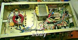 3-400z HENRY RF GENERATOR HOME BREW LINEAR 10-11 METERS THROWING IN 4-400A TUBE