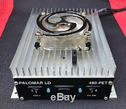 450 Watt Linear Amplifier