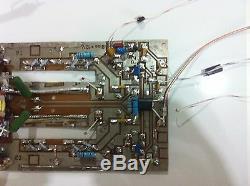 4 x BLF188XR LDMOS BOARD AMPLIFIER VERY HIGH POWER