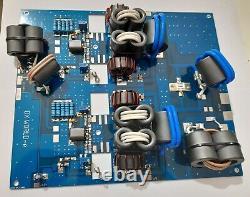 4x MRF300 LDMOS 1200W LINEAR AMPLIFIER 160-6m