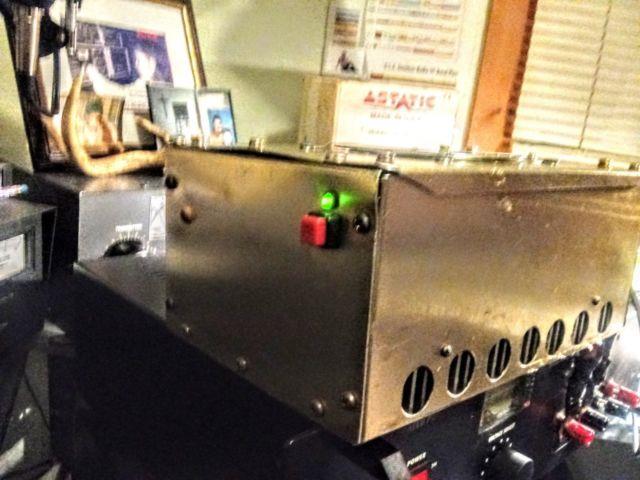 4xscx2879 High Drive Mobile Linear Amplifier