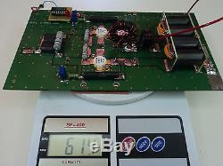 500 WATTS HF 0,5-30MHz LINEAR AMPLIFIER WITH 2X SD2943