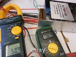 50 Amp Continuous 100 Amps+ When Stacked 10-14 Volt Power Supply 12 MegaWatt