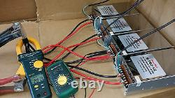 50 Amp Stackable 100 Amps or more Power Supply For Linear Amplifier MegaWatt
