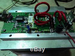 600W VHF 142-148 MHz Pallet Amplifier for HAM applications