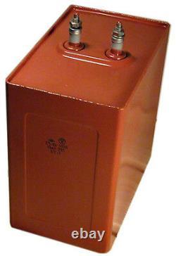 60uF 6kV (4kV-nom) High Voltage Pulse Power Capacitor. New