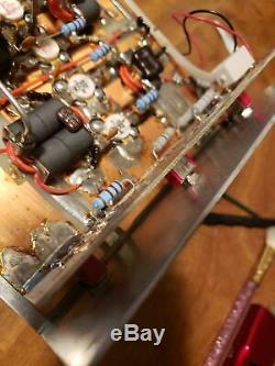 6 Pill 800 Watt Linear Amplifier Custom Built Tested Works (Output Not Measured)