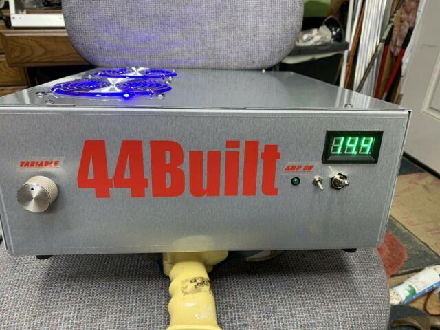 6pill Base Amp 2x2290 X 4 2879 110v Genuine Toshiba Transistors Very Nice Look