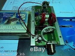 88-108MHZ RADIO BROADCAST AMPLIFIER PALLET VHF 300W with MRFE6VP6300H or MRF151G