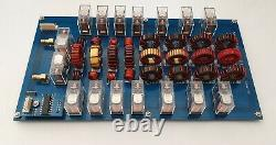 8-Band Automatic Band Pass Filter 1.8-54Mhz 200w PEP