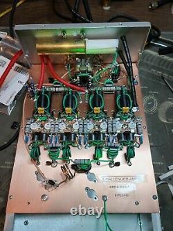 8 Pill Amplifier hg 2879 Linear fatboy x force