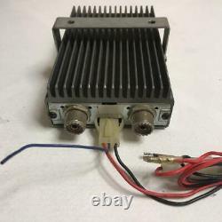 ALINCO ELH-710G UHF Linear Ham Radio Amplifier Working Condition