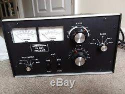 AMERITRON AL80A hf linear amplifier readvertised due to time wasters