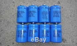 AMERITRON AL82 572 1200 1500 Linear Amp Recap Capacitor Kit (8) Turbo Version