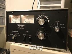 AMERITRON AL-80A AMPLIFIER, MODEL AL80, SERIAL NO. 1979 Rare Vintage