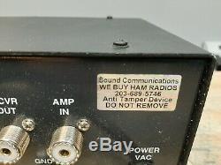 AMERITRON QSK-5 2.5KW QSK T/R SWITCH Linear Amp Amplifier Al 1200 1500 82 Ham