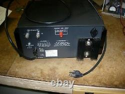 ASTRON RS-50A 13.8VDC 50A POWER SUPPLY- EXCELLENT for 2-way radio and Linear