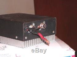 A Silver Eagle 350 Linear Amplifier