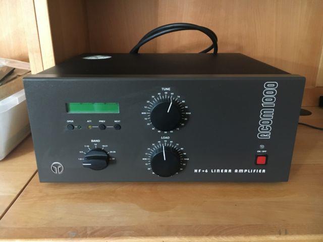 Acom 1000 Hf + 6m 1000w Linear Amplifier, Excellent Condx