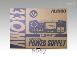 Alinco DM-330MV Switching Compact Power Supply output max 32A 5-15VDC Japan DHL