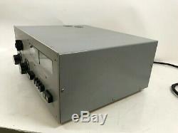 Alpha 374A ETO Power Amplifier Ham Radio