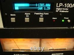 Alpha 76a Hf Linear Amplifier With 2 Eimac 8874 Tubes Very Nice