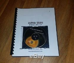 Alpha Power Linear Amplifier 9500