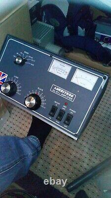 Ameritron 811 HF amplifier