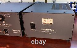 Ameritron ALS-600 Solid State FET No-Tune Ham Radio Amplifier (works great)