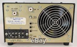 Ameritron ALS-600 Solid State No Tune FET Amplifier Ham Radio