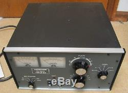 Ameritron AL 80A HF High Power Linear Amplifier 1000 watts w c w